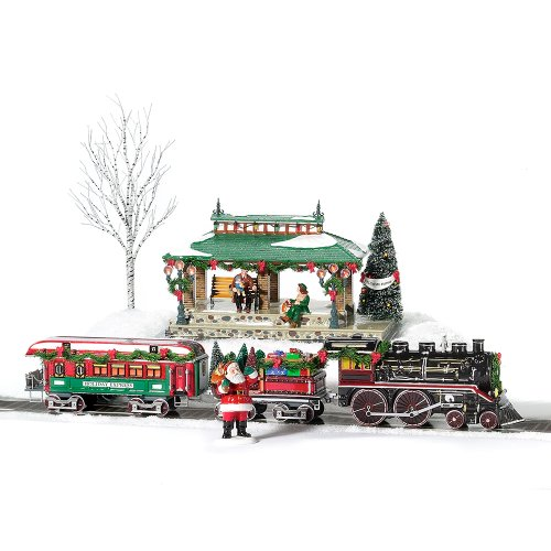 Department 56 Snow Village Home for the Holidays Express