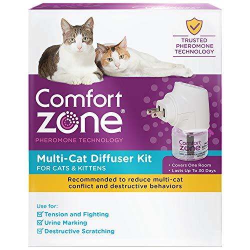 Comfort Zone MultiCat Calming