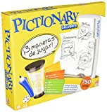 Mattel Pictionary Juego Gam Pictionary
