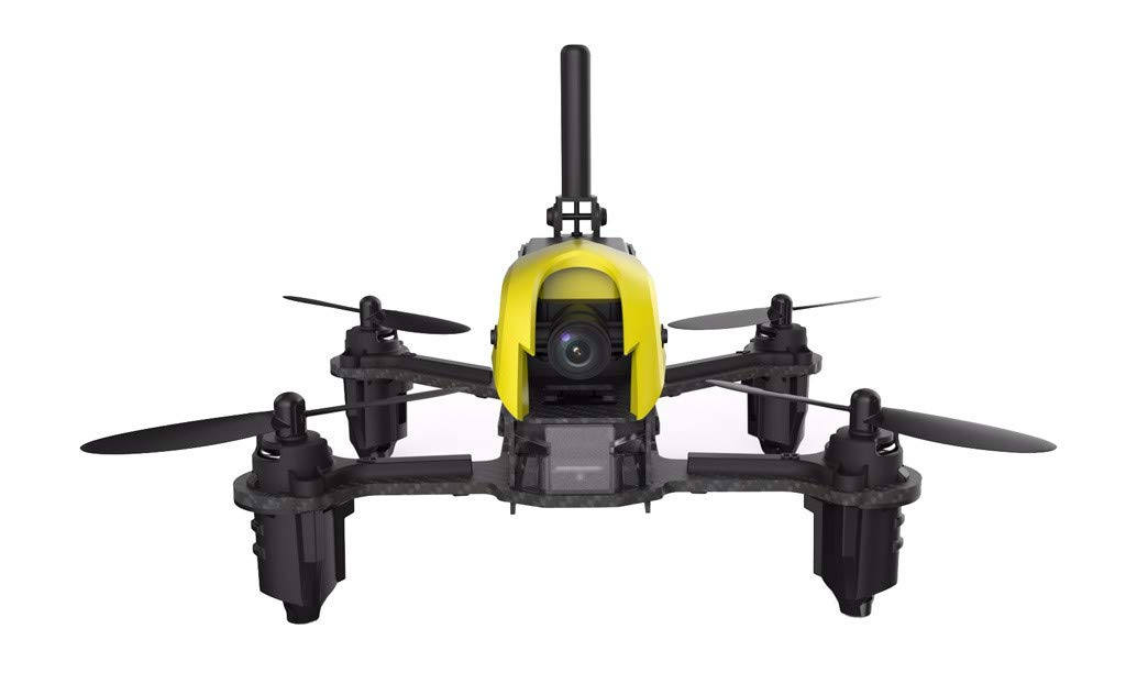 HUBSAN H122D dron con cámara Cuadricóptero Negro, Verde 4 rotores ...