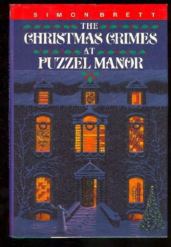 The Christmas Crimes at Puzzel Manor (Christmas Story Police Station)