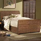 Barbados Sleigh Bedroom Collection Size: King