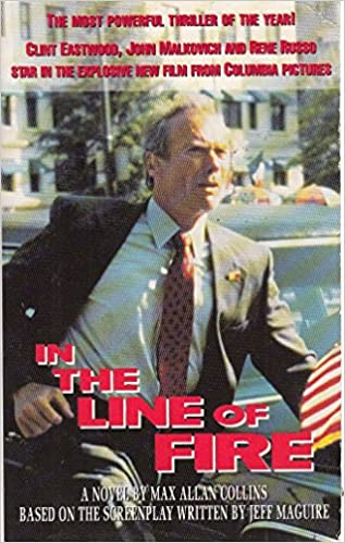 Image result for in the line of fire max allan collins