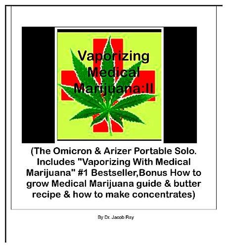 Vaporizing Medical Marijuana Dr Jacob ebook product image