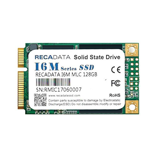 RECADATA mSATA III MLC Industrial Grade Enterprise Class Internal Solid State Drive SSD