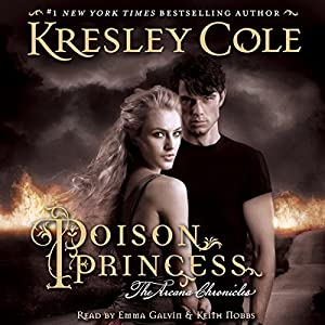 Poison Princess | Livre audio