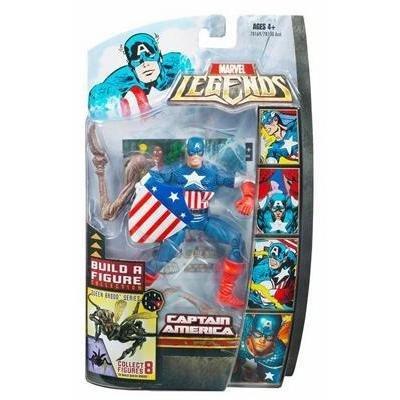 Marvel Legends Marvel Heroes Series 3 (Hasbro):