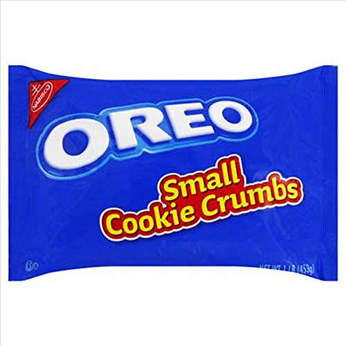 - Oreo Small Cookie Crumbs