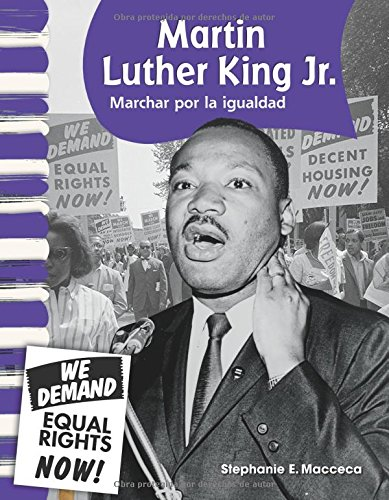 Martin Luther King Jr. (Spanish Version) (Social Studies Readers) (Spanish Edition)