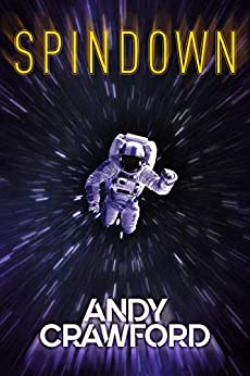 Spindown by [Crawford, Andy]