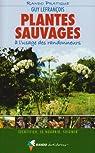 Plantes sauvages à l'usage des randonneurs : Identifier, se nourrir, soigner par Lefrançois