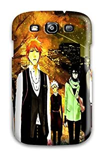Awesome Defender Tpu Hard Case Cover For Galaxy S3- Bleach 2338050K29768762