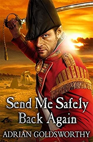 book cover of Send Me Safely Back Again
