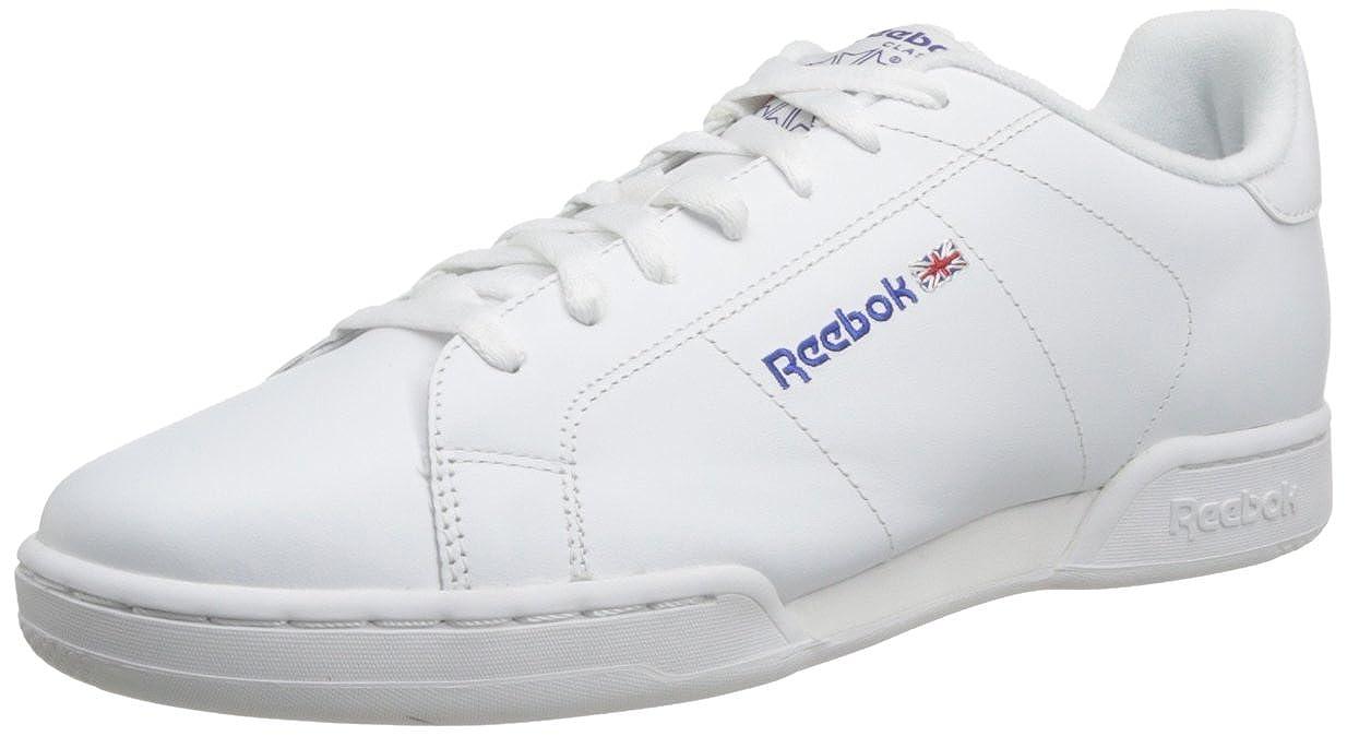 TALLA 42.5 EU. Reebok NPC II, Zapatillas de Cuero para Hombre