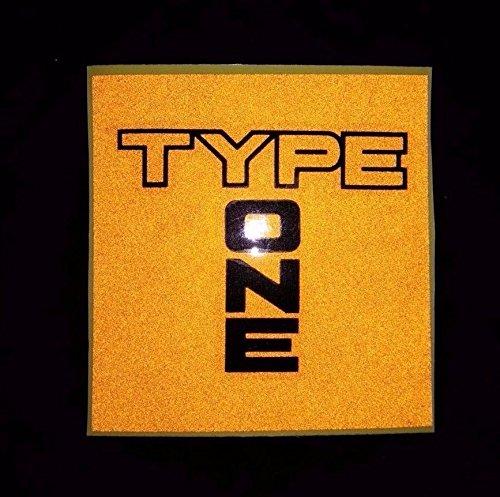 Gate Spoon - NEW HONDA SPOON TYPE ONE 1 Orange SPORTS JDM Badge Emblem VINYL Racing PVC Tailgate Trunk Door Side Back Rear