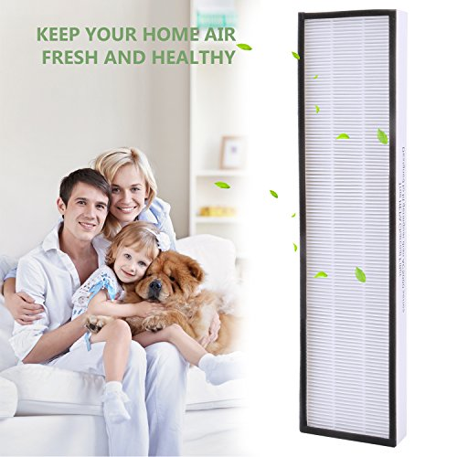 isinlive True HEPA Filter C Compatible with Germ Guardian AC5000 Series Air Purifiers by isinlive (Image #3)