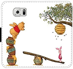 Caja del cuero del cochinillo W0W3V Funda Samsung Galaxy S6 Edge Plus funda vy328P Dónde comprar fundas caja del teléfono celular del tirón