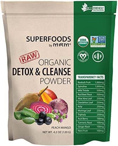 Super Foods - Detox & Cleanse