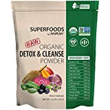 MRM – Organic Detox and Cleanse Powder, RAW Superfood, USDA Organic, Non-GMO, Gluten Free (Peach Mango, 120 G) Review
