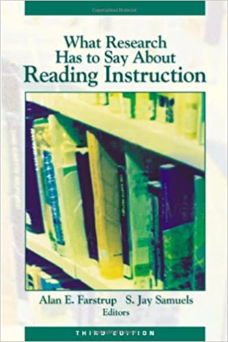 Amazon What Research Has To Say About Reading Instruction