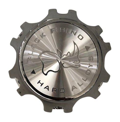 Black Rhino Wheels C609805-CAP Chrome Center Cap 6x135 6x140 CCBR613540C