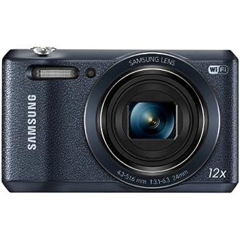 amazon com samsung st66 16 mp compact digital camera red ec rh amazon com