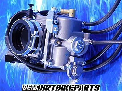 Amazon com: Suzuki Drz400 Carburetor Upgrade FCR39MX 2000-2019