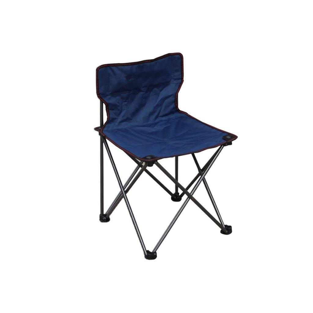 TangMengYun Falten Camping Stühle Fischen Stühle Portable Klappstühle Fischen Stühle Freizeit Stühle Strand Stühle Einfache Outdoor Klappstühle