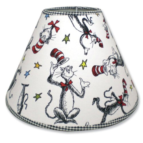 Dr. Seuss Lampshade, Cat In the Hat