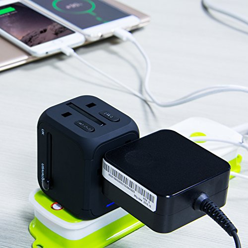 Fuse Box Usb Wall Charger : Travel adapter universal wall charger power with