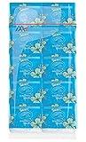Happyland2u Bio Sanitary Pads Beauty Comfort for Normal Flow.1 Bag/10 Pack. Long 24.5 Cm.