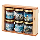Misty Meadows Scenic Oregon Jam Gift Set 6 pk.