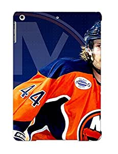 Crooningrose Brand New Defender Case For Ipad Air (new York Islanders Hd Background) / Christmas's Gift