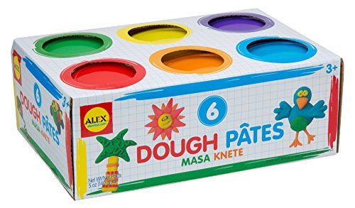 dio 6 Dough (Dough Super Soft Modeling Clay)