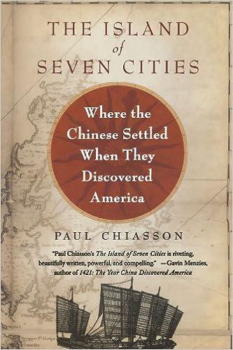 The Island of Seven Cities: Paul Chiasson: 9780312362058: Amazon com