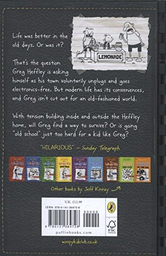 Diary of a wimpy kid old school diary of a wimpy kid book 10 diary of a wimpy kid old school diary of a wimpy kid book 10 amazon jeff kinney 9780141364728 books solutioingenieria Gallery