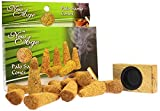 import New Age Imports Palo Santo Cones, 12 Cones with Wooden Burner