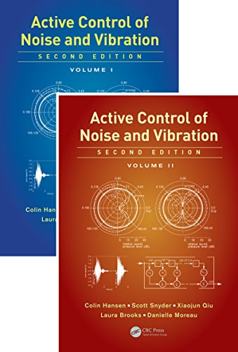 Active Control of Noise and Vibration, Second Edition Pdf
