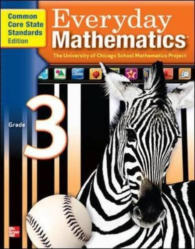 By McGraw-Hill Wright Group Everyday Math - Grade 3: Skills Link (3rd Revised edition) [Paperback] (Wright Group Mcgraw Hill 3rd Grade Math)