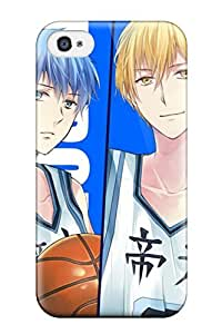 Hot Snap-on Kuroko No Basuke Hard Cover Case/ Protective Case For iPhone 5c
