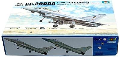 Trumpeter EF-2000A Eurofighter Typhoon Model Kit