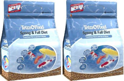 UPC 680596326601, TetraPond Spring & Fall Diet Fish Food (6-Pound)