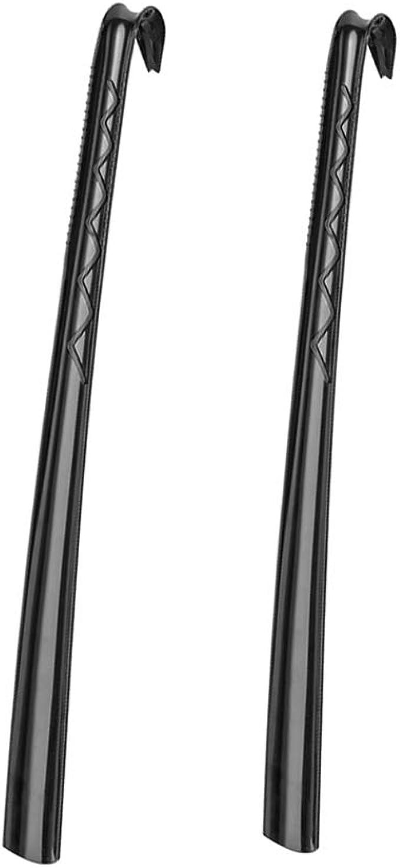 Calzador 60cm 2 Piezas Largo Plástico Para Ancianos, Hombres ...