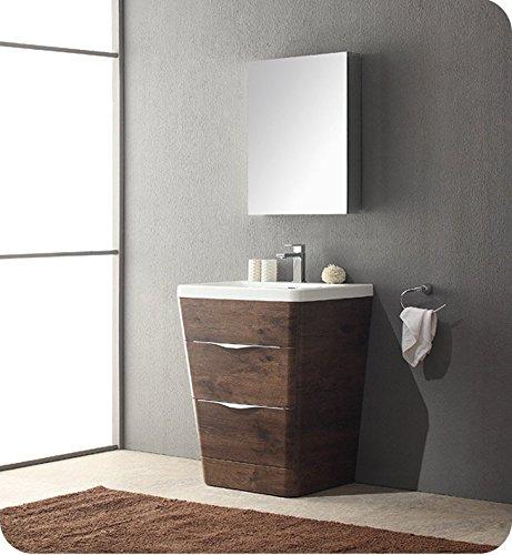 (Fresca Bath FVN8525RW Milano 26