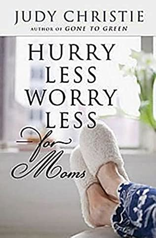 book cover of Hurry Less, Worry Less
