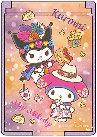 My Melody,KAWAII Kuromi/'s Pouch from Japan Sanrio Character