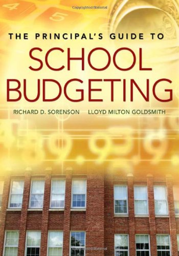 The Principal?s Guide to School Budgeting