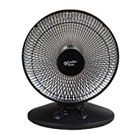 Comfort Zone Electric Oscillating Radiant Heater  Review