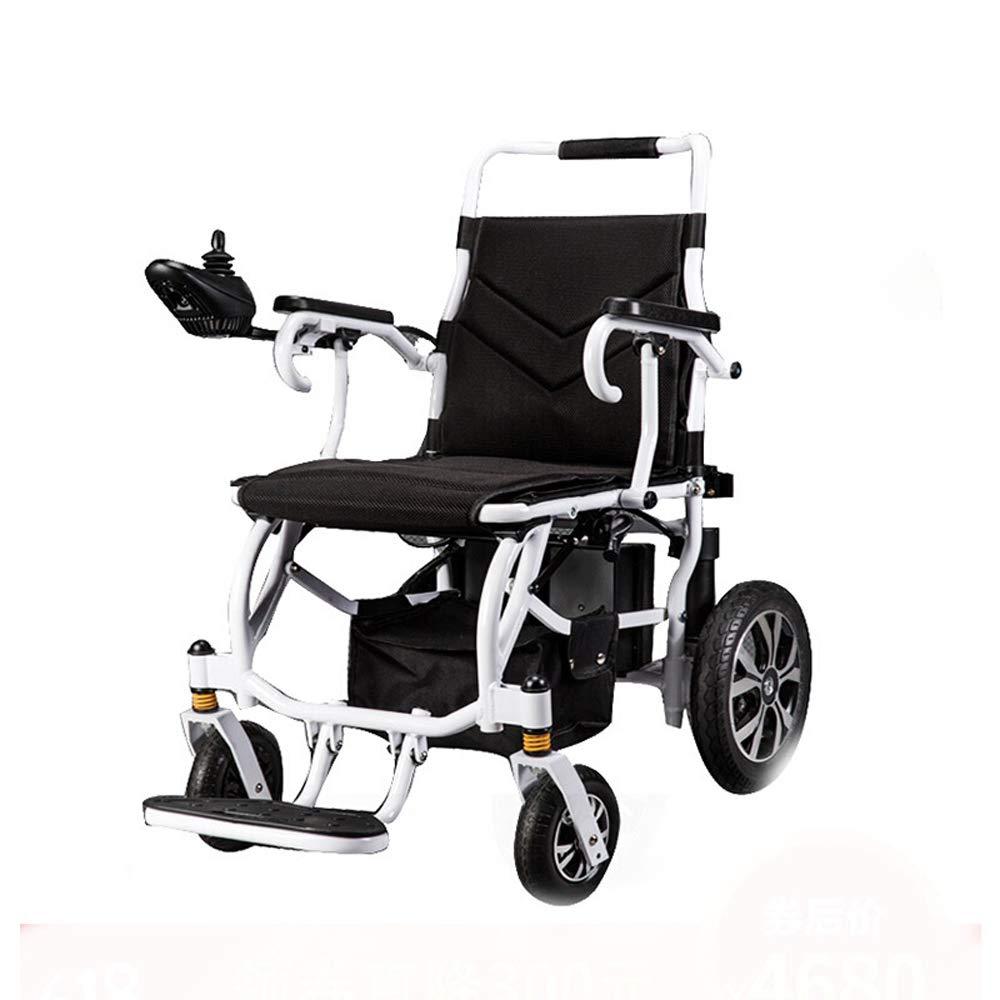 100 %品質保証 YONGMEI 高齢者の電動車いすのリチウム電池を無効にポータブル軽量折りたたみ車椅子障害者高齢者のスクーター (色 : シルバー しるば゜) シルバー シルバー しるば゜ シルバー (色 B07L8QSJX6, 袋の総合百貨店 イチカラ:cc11f0ec --- a0267596.xsph.ru