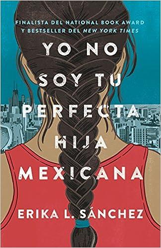 cover image, yo no soy tu hija perfect mexicana